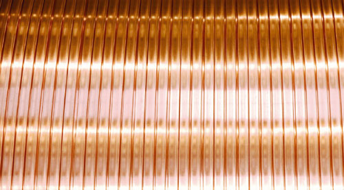 FLAT COPPER WIRES
